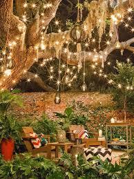 Outdoor Backyard Lighting Ideas 75 Best Outdoor Lighting Images On Pinterest Chandeliers