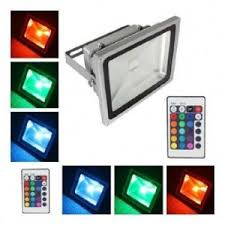 rgb color changing led flood light cheesycam