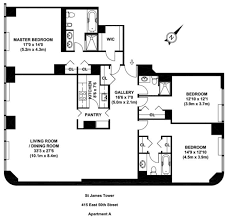 3 bedroom apartments nyc for sale st james tower 415 east 54th street midtown east condos for sale