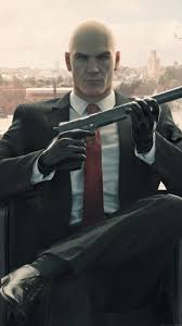 hitman agent 47 wallpapers iphone 5 video game hitman 2016 wallpaper id 626420