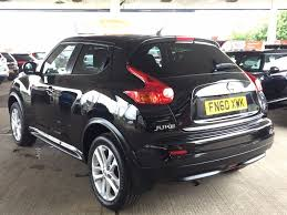 nissan juke acenta sport used black nissan juke for sale bedfordshire