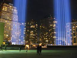 world trade center lights twin tower lights world trade center tribute in light memorial