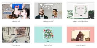 wedding site ultimate list of the best free wedding website builders