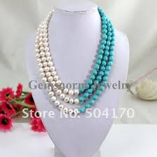 beads necklace designs images Turquoise necklace designs images jpg