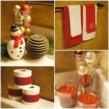impressive decoration christmas bathroom decor sets snowman