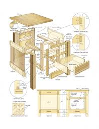 Free Woodworking Plans For Outdoor Table by Understanding Woodworking Plans And Drawings