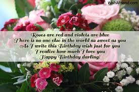 birthday card sayings roses are red birthday wishes and messages