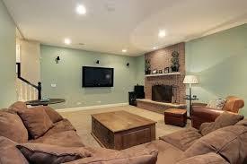 tasty basement living room ideas 2 paint colors for basements