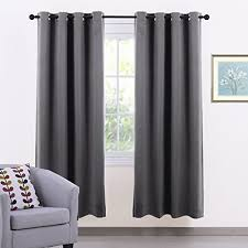 Black And Grey Curtains Grey Black Curtains Co Uk