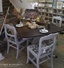Duncan Phyfe Dining Room Set Before U0026 After Dining Set Furniture Makeover