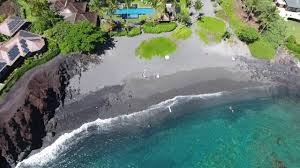 Black Sand Beaches by 49 Black Sand Beach Big Island Youtube