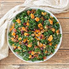 thanksgiving kale salad kale me maybe