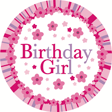 birthday girl balloons party supplies party decorations birthday girl badge