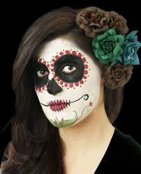 day of the dead female mask by forum novelties halloween costumes