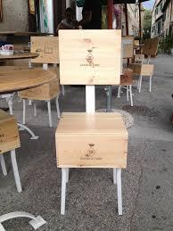 Come Costruire Un Pollaio In Legno by In Vino Veritas Arredare Con Le Cassette Del Vino