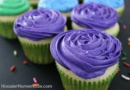 rainbow party cupcakes hoosier homemade