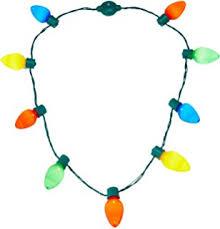 cheap christmas light up necklace amazon com disney parks mickey mouse christmas retro bulb light up