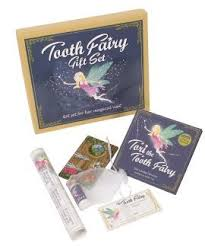 tooth fairy gift tooth fairy gift set book