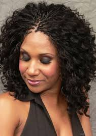 hairstyle for women braids curly hairstyles for women