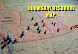 Resource Map Making A Doomsday Resource Map Canadian Prepper Youtube
