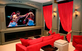 Livingroom Theater by Packages Fnc Services Llc