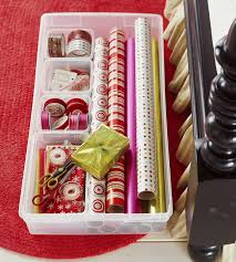 how to store wrapping paper and gift bags 12 smart gift wrap storage ideas