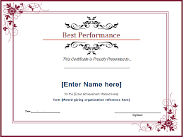 top performer award templates amitdhull co