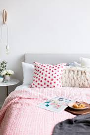 how to add colour to a minimal room fall for diy