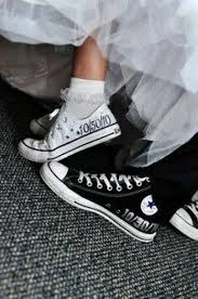 wedding shoes converse wedding forum matching converse wedding shoes yay or nay