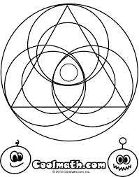 circle coloring coloring