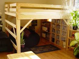 Building A Loft Bed With Storage by Best 25 Kid Loft Beds Ideas On Pinterest Kids Kids Loft