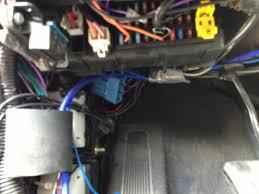 jeep grand brake controller 2001 grand wj trailer brake controller harness jeep