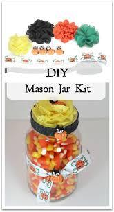 halloween diy mason jar kit halloween teacher gift mason jar