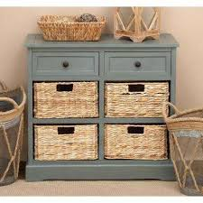 Storage Cabinet With Baskets Farmhouse Office Storage Cabinets Home Office Furniture The