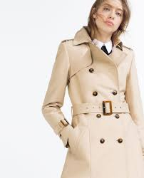 zara womens trench coat tradingbasis