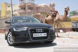Audi 6 Series Price Driven Audi A6 Special Edition For India