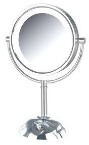 good makeup mirror with lights led makeup mirror large makeup tabletop mirror vanity mirror with