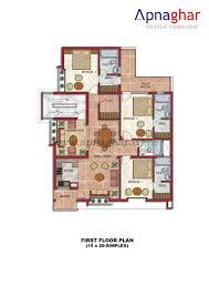 how to get floor plans floor plan for modern houses visit www apnaghar co in floor