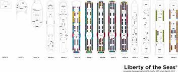 Liberty Of The Seas Floor Plan | liberty of the seas deck plan pdf striking new in wonderful rci