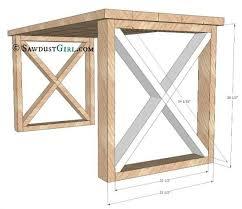 Wood Desk Plans by Best 10 Desk Legs Ideas On Pinterest Desk Ideas Home Depot
