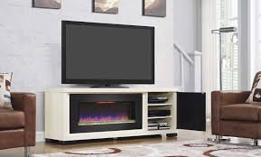 Electric Fireplace Media Console 1 Stylish Electric Fireplace Tv Stand Classianet For Modern Tv