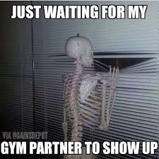 Gym Buddies Meme - pin by rachelle unger on gym life pinterest funny gym gym and