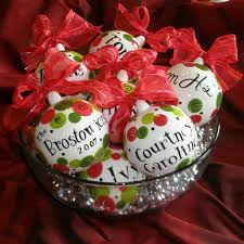 crafts to sell personalized ornament