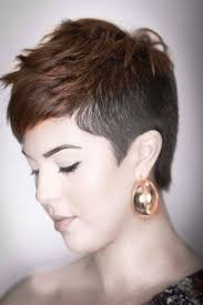 very short pixie hairstyle with saved sides explore gallery of pixie hairstyles with shaved sides showing 11 of
