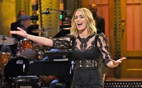 saturday night live recap emily blunt ew com