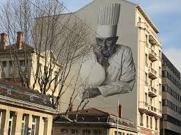 lyon the amazing mural paintings travel information and tips mural painting of the great chef paul bocuse in lyon