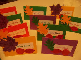 Thanksgiving Day Arts And Crafts Best 20 Thanksgiving Name Cards Ideas On Pinterest Brown Dinner