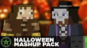 Mine Craft Halloween by Minecraft Episode 179 Halloween Mashup Pack