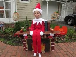 Halloween Elf Costumes 10 Amazing Homemade Halloween Costumes Kids Elf Shelf
