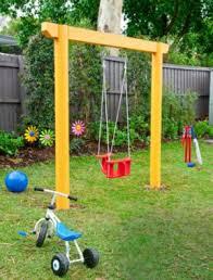 baby swing swing set swing set plans better homes gardens tree swinge